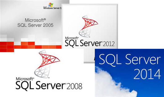 SQLServerVersions